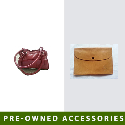 Pre-owned Accessories