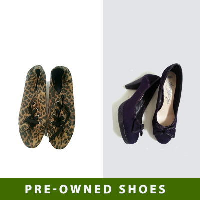 Pre-owned Shoes