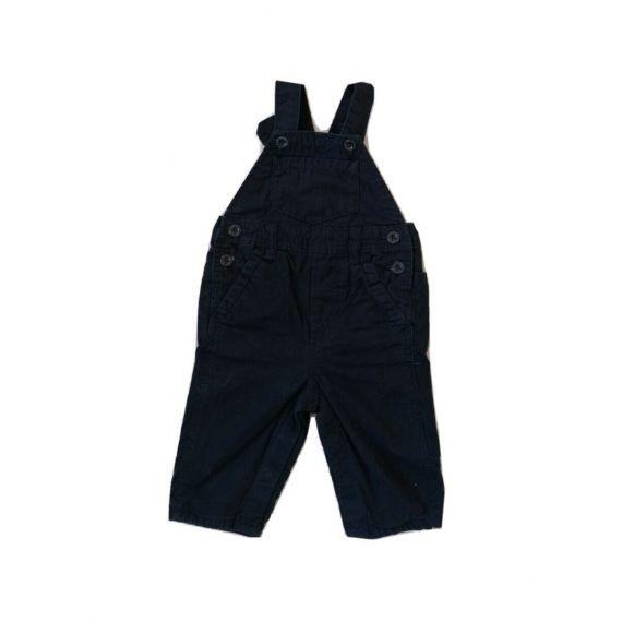 Blue corduroy 3-6m