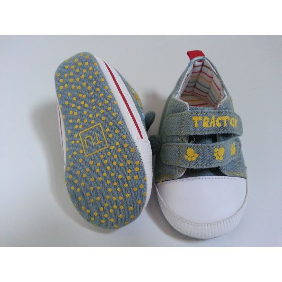 Baby boy trainers, 9-12 months