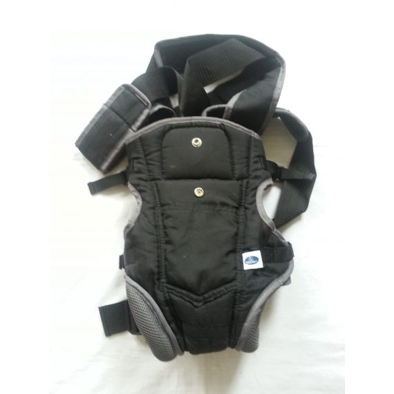 Baby black carrier SUITABLE FOR BABY 3.5-9kg