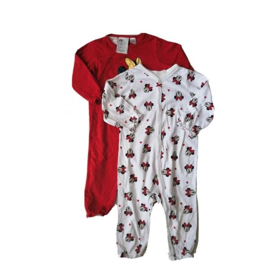 Mickey overall 9-12m