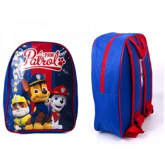 KIDS BACKPACK WITH PAW PATROL