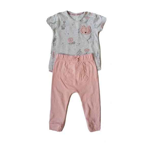 Girl outfit 9-12m