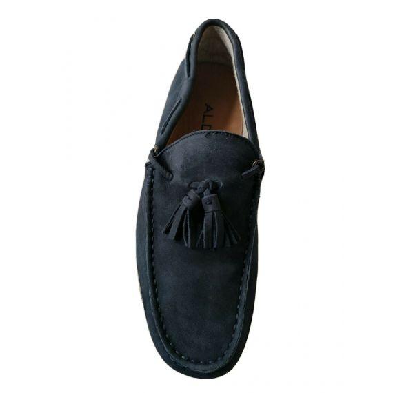 Blue tassle shoe UK 6 EU 39