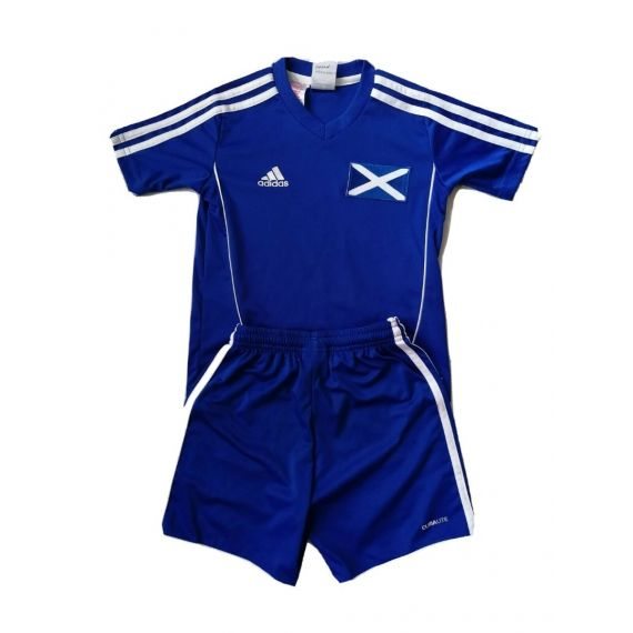 Adidas blue outfit 6 years