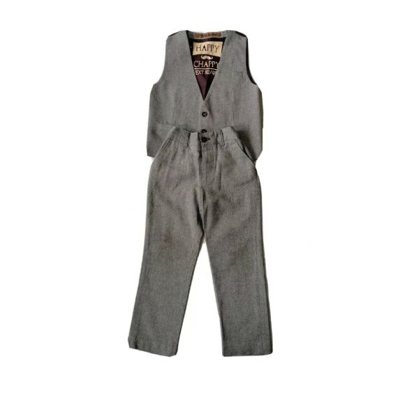 Next chap suit 4-5 years