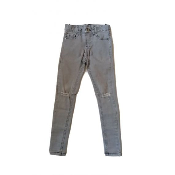 Grey skinny jeans 8 years