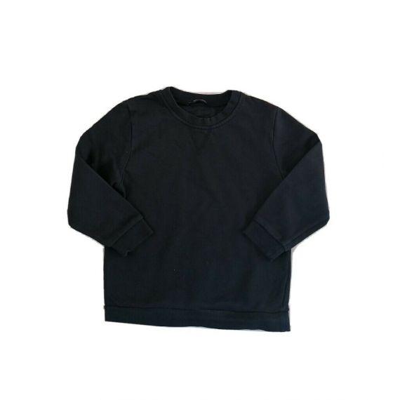Navy sweatshirt 4-5 years
