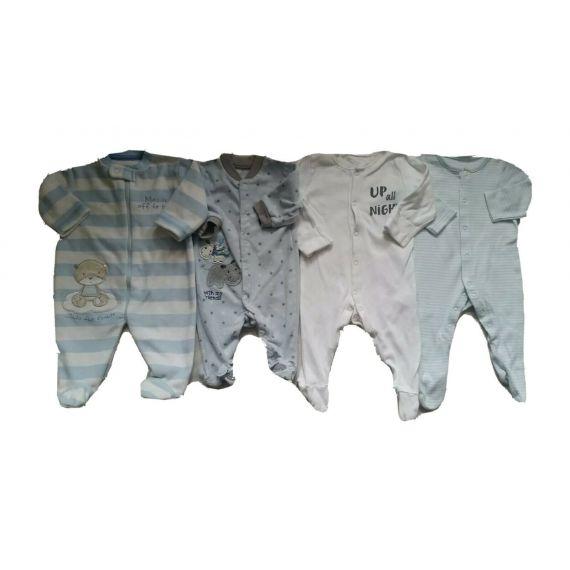 Babygrow 4 pack 0-3m
