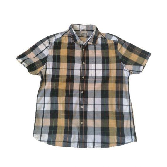 Check shirt large