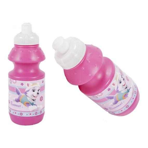 Girls pink drink bottle