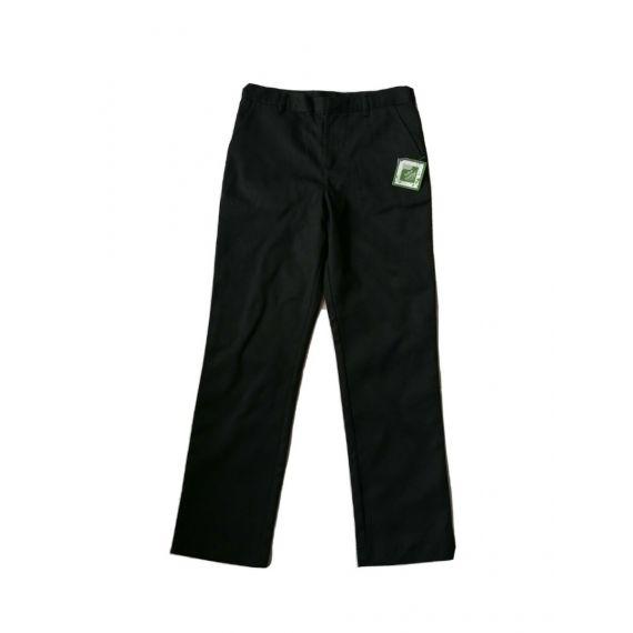 Boys black trouser 9-10 years