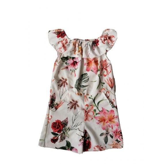 Colorful playsuit 6 years