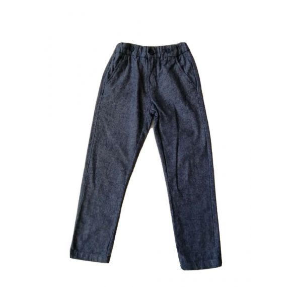 H&M blue trousers 7-8 years