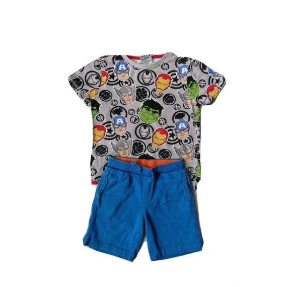 Boys matched clothe 4-5 years
