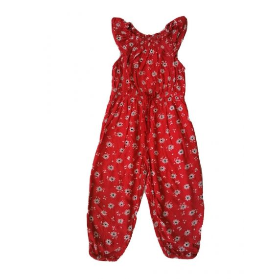 Next red playsuit 3 years
