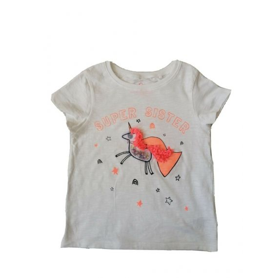 Super sister t-shirt 5-6 years