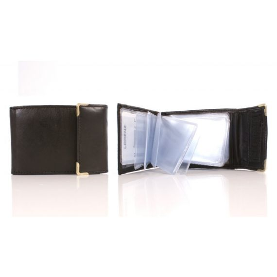 Bank card and complimentary card holder