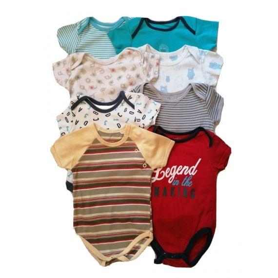 Bodysuit 8 pieces