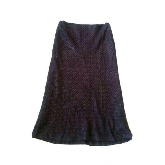 Ladies purple skirt UK 12