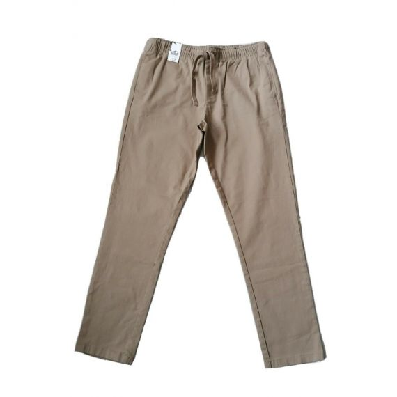 Men drawstring chinos W36 L32