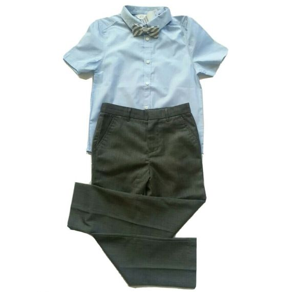 Boys 3 piece outfit 7-8 years