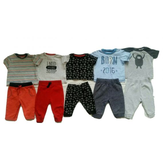 Mothercare baby boy cloothes 3-6m
