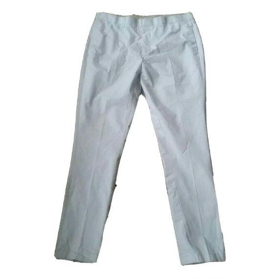 Men skinny beige chinos W36 L31