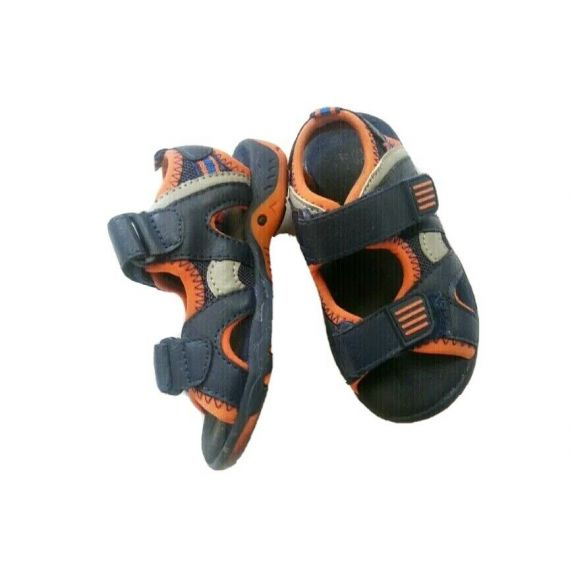 Baby boy blue mix sandal UK 7 EU 24