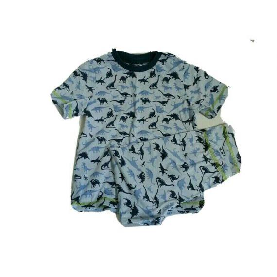Boys blue  two pieces sleepwear, nightwear pyjamas, 3-4 years