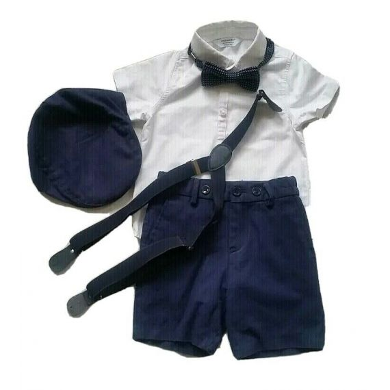 Baby boy 5 piece outfit 18-24 months