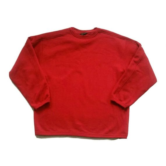Men Red jumper XL