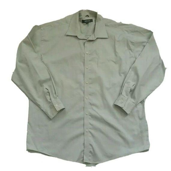 Men grey long sleeve shirt X-Large