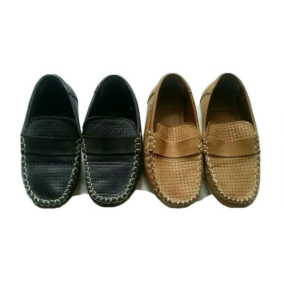 Boys loafers bundle UK 8 EU 25-26