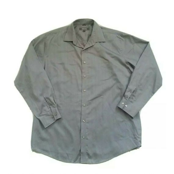 Men grey long sleeve shirt Extra large