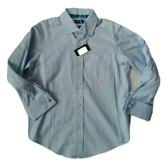 Baby boy M&S Blue formal shirt 5 years
