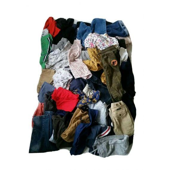 Kids used clothe jogger/jeans/leggings wholesale mini bale