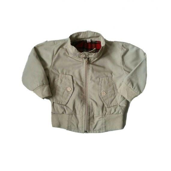 Beige jacket 12-18m