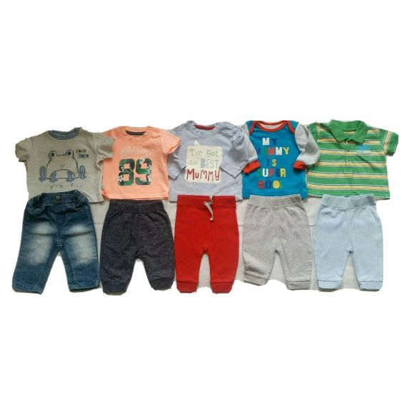Mothercare Baby boy clothe 0-3 months