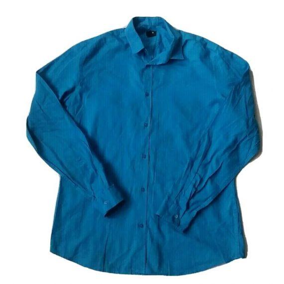 Men H&M Long sleeve shirt, medium