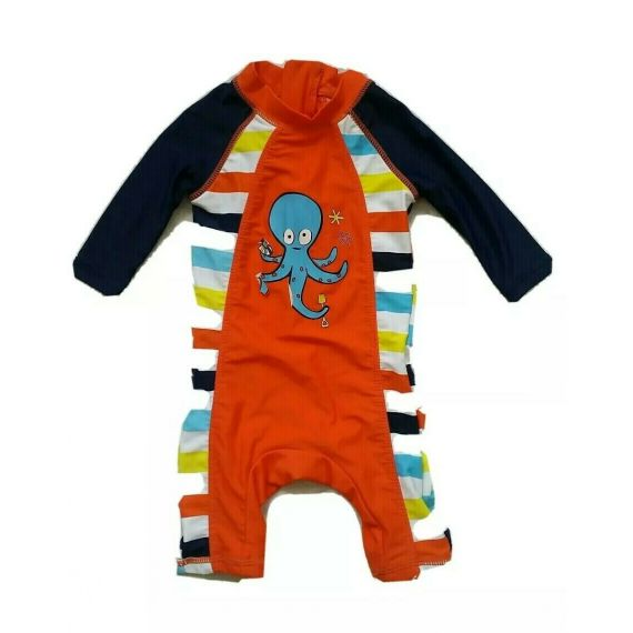 Baby boy swimming outfit 3-6