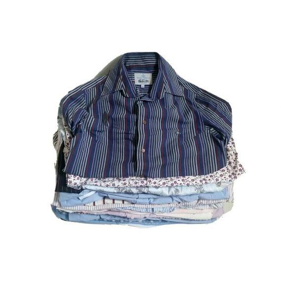 Men used wholesale mini bale shirts