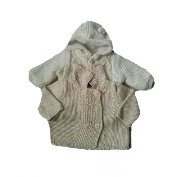 Knitted cardigan 0-3m