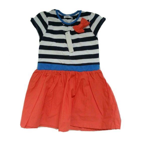 Girls multi color beautiful dress, 3-4 years