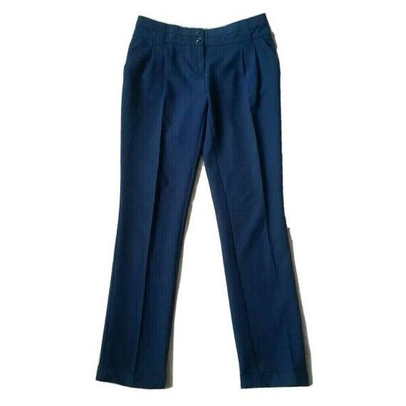 Ladies And Women Next Navy Formal Trouser UK 6R