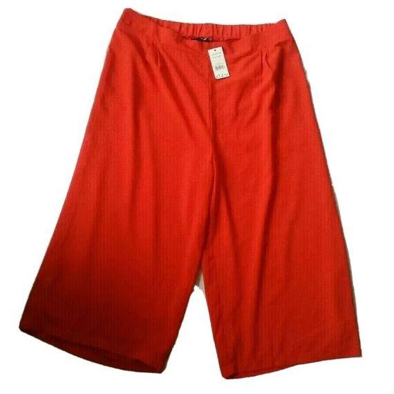 Ladies And Women Cropped Trouser UK 18 EU 46
