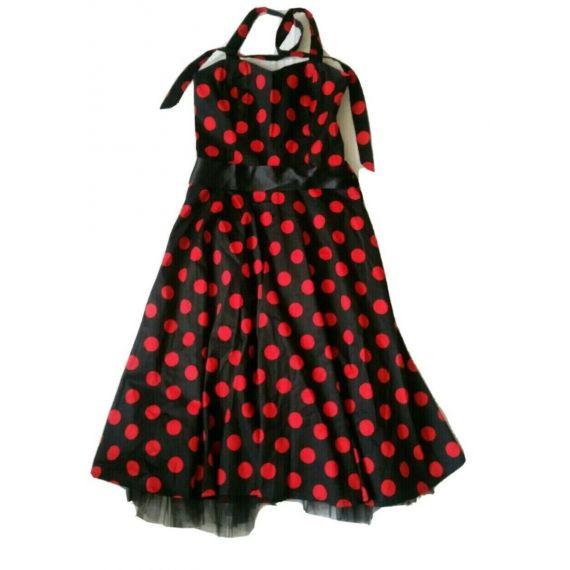 Ladies and women halter neck dress UK 8