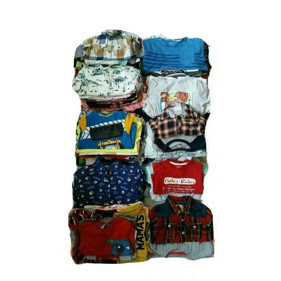 Kids t-shirt used clothe bale  wholesale mini bale