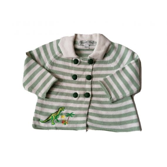 Knitted  girl cardigan 6-12m
